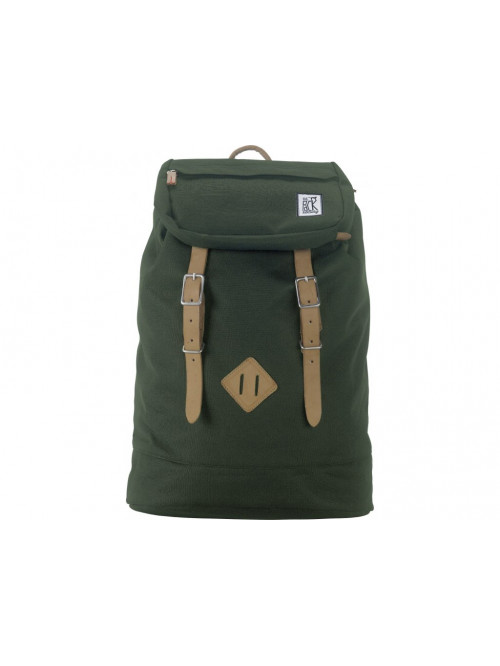 Ruksak TPS Premium Backpack Solid Forest Green