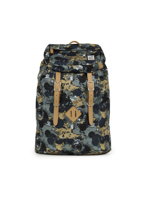 Ruksak TPS Premium Backpack Grey Camo All-over