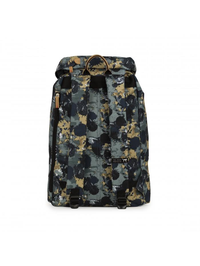 Ruksak TPS Premium Backpack Grey Camo All-over
