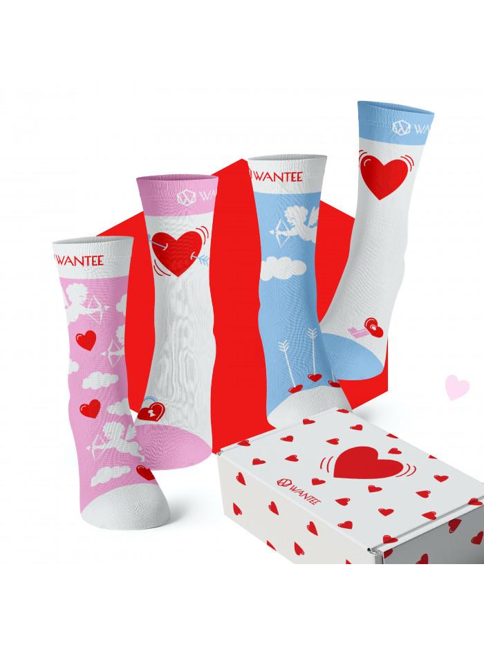 Valentínska krabička pre pár Wantee