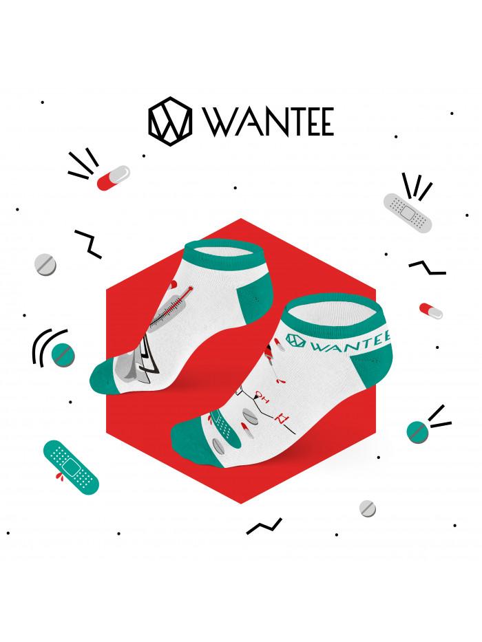 Členkové ponožky Medical One Wantee