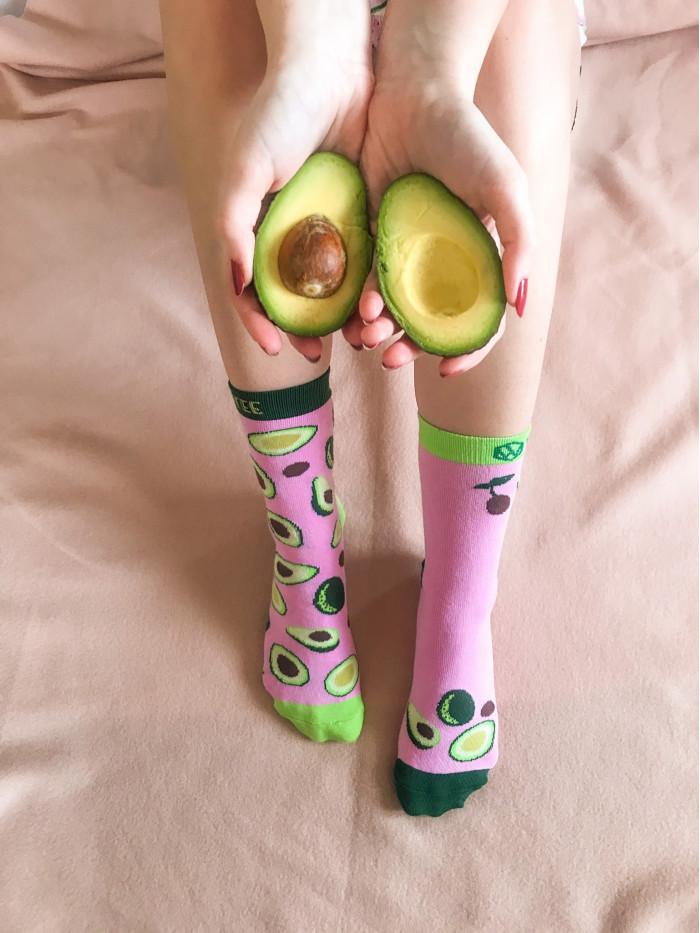 Ponožky Avokádo Wantee