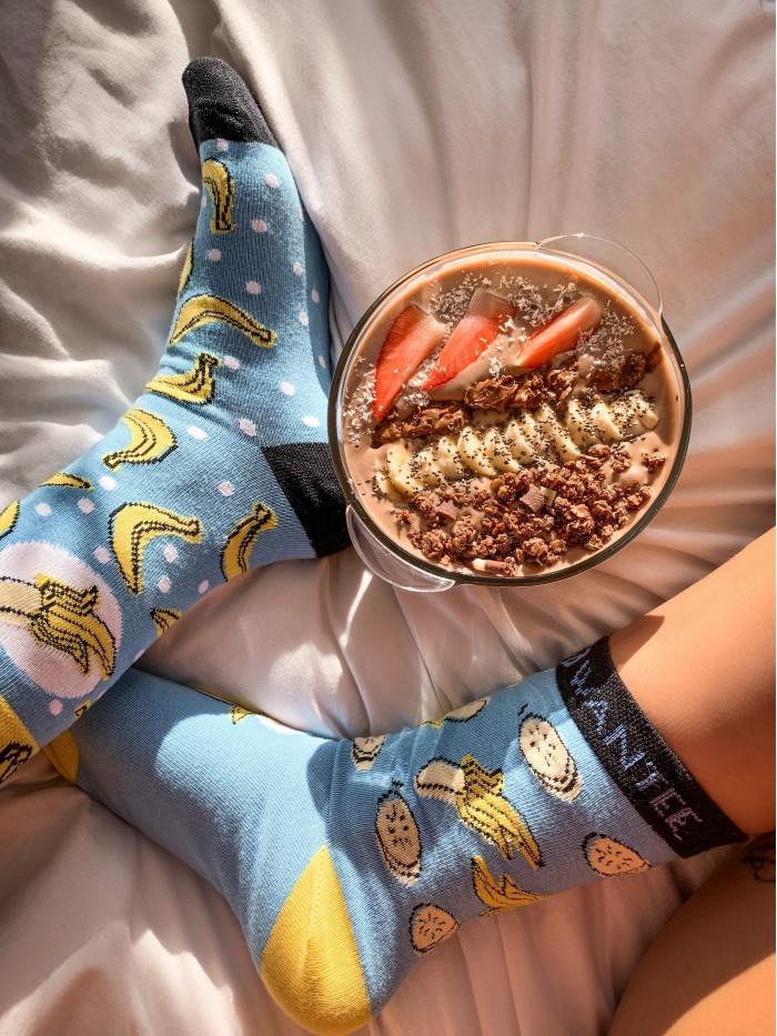 Ponožky Banány Wantee