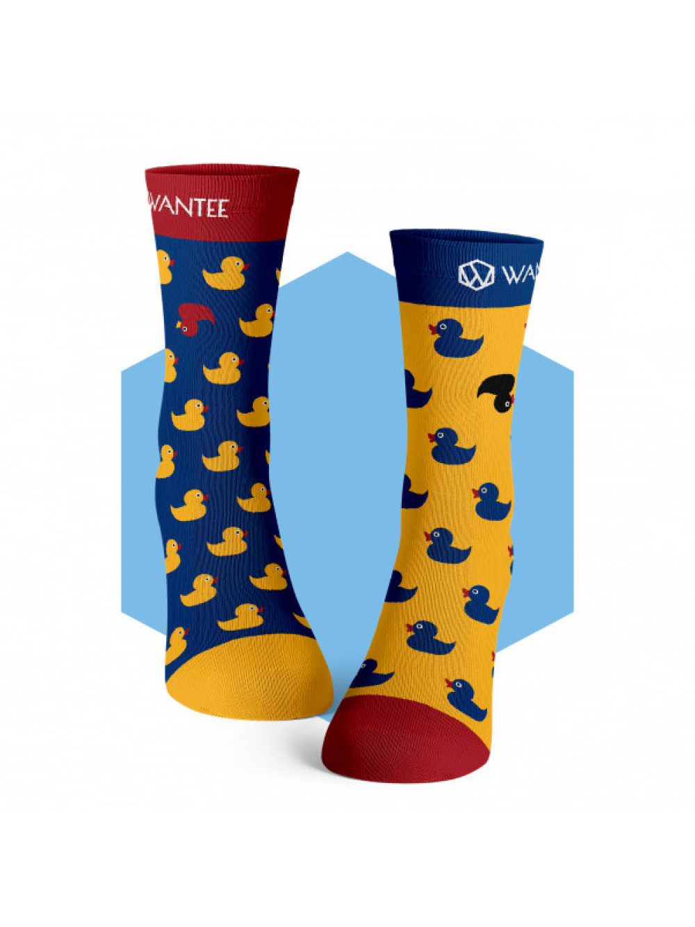 Ponožky Kačičky Wantee