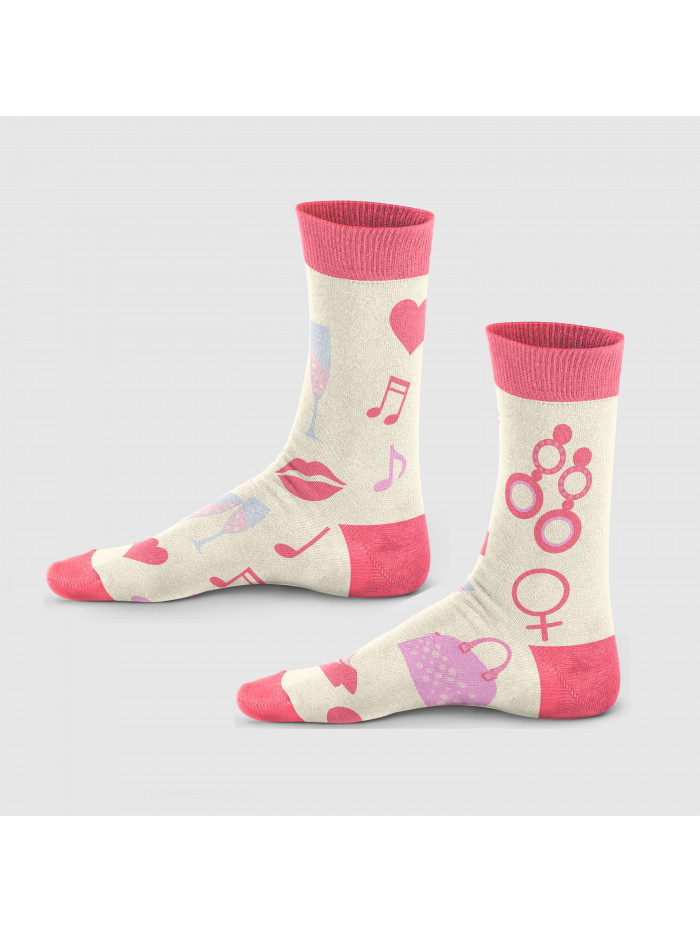 Ponožky Ladies Night Socks Wantee