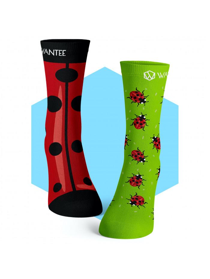 Ponožky Lienky Wantee