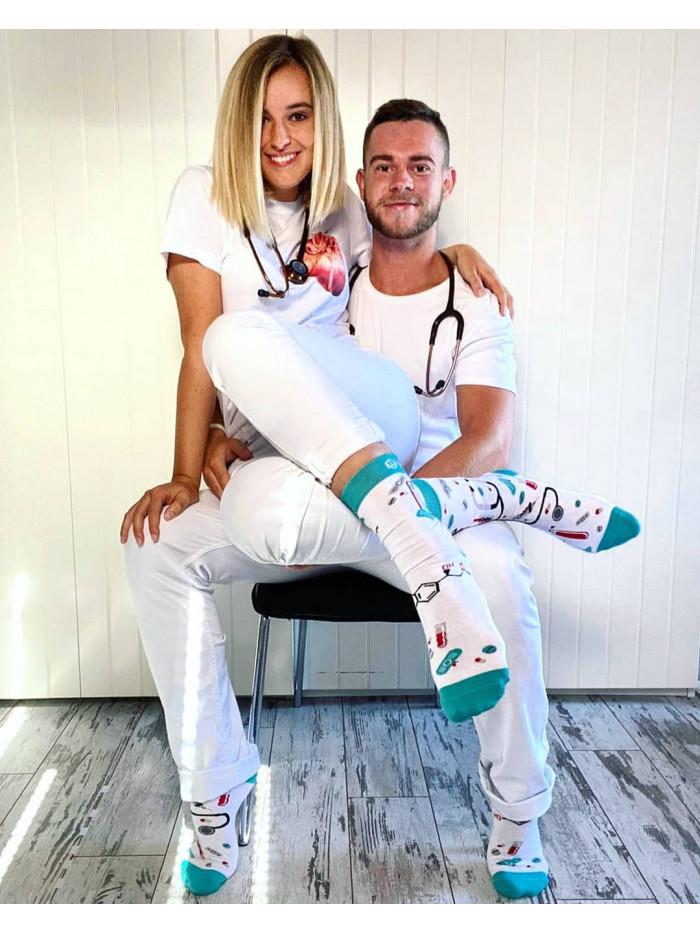 Ponožky Medical Wantee 5-pack darčekový box