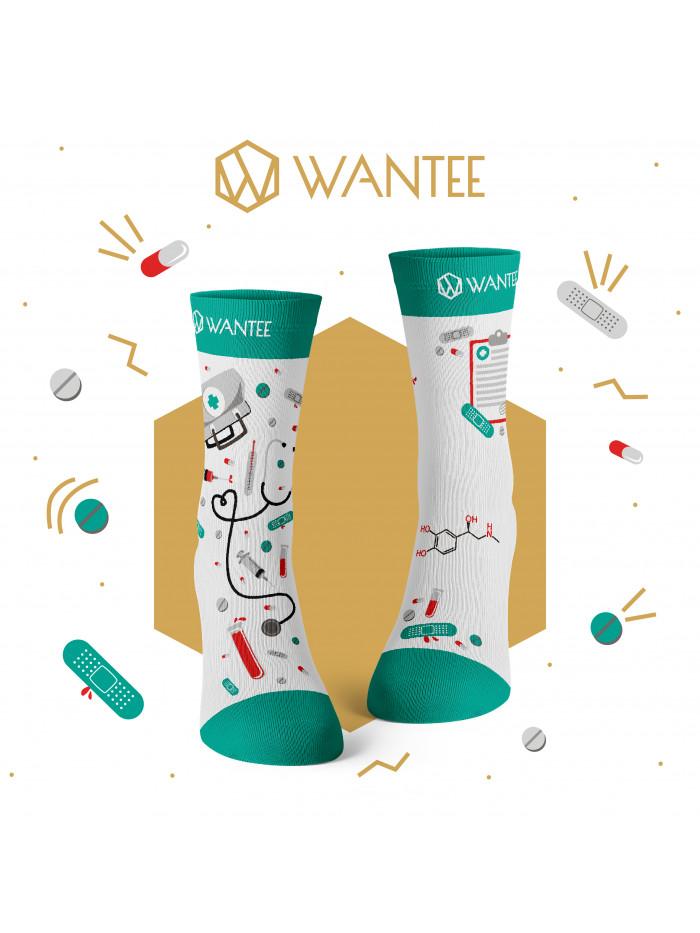 Ponožky Medical One Wantee