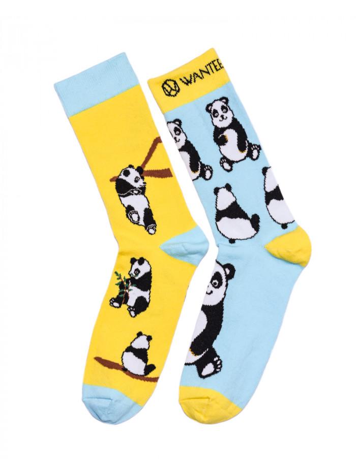 Ponožky Panda Socks Wantee