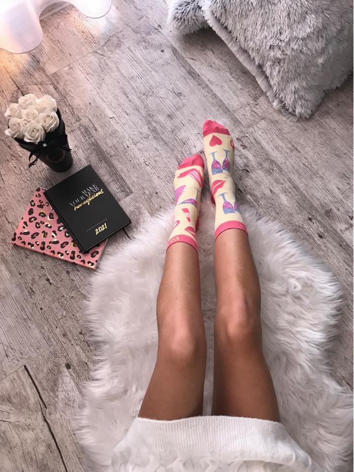 Ponožky Dámska Jazda Wantee