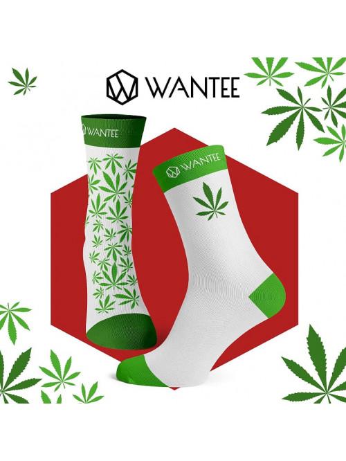 Ponožky Marihuana Wantee