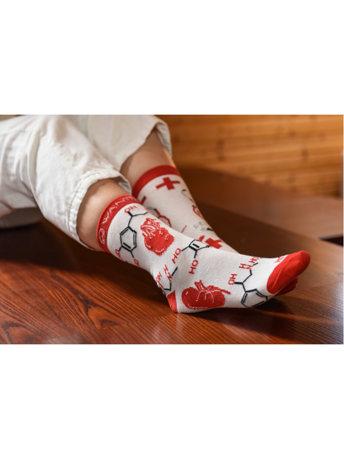 Ponožky Medical Socks Wantee