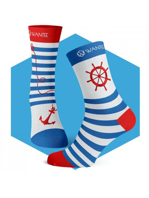 Ponožky Námorník Wantee