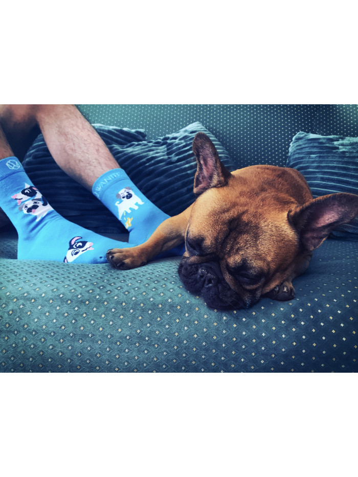 Ponožky Nezbedné Psíky Wantee