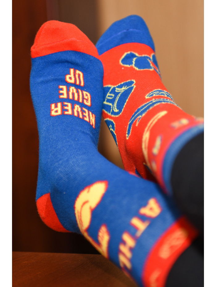 Ponožky Super Athlete Socks Wantee