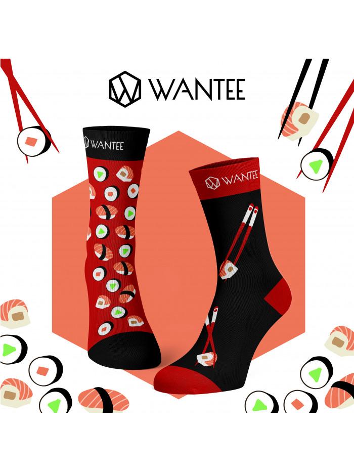 Ponožky Sushi Wantee