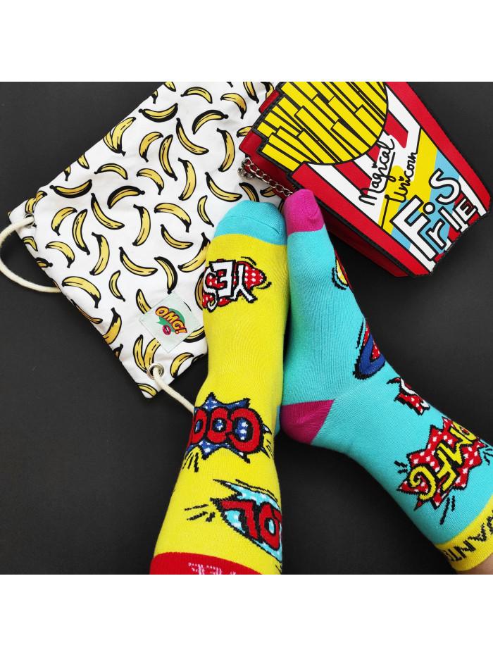 Ponožky Yes Or No Wantee